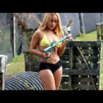 Video thumbnail for youtube video Miss October 2011 - Alba Zapata