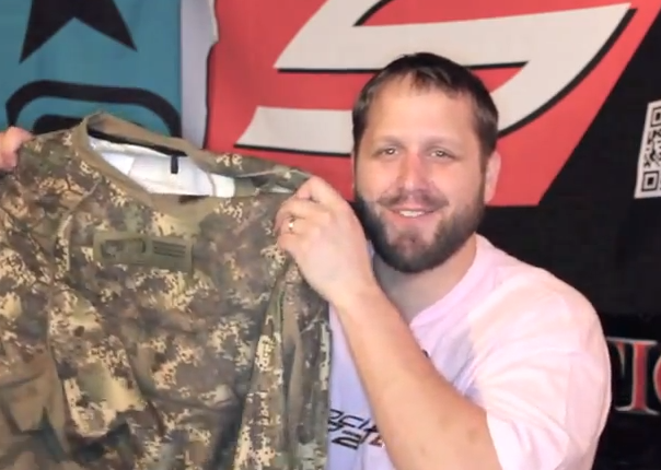 Giveaway - XXXL Planet Eclipse HDE Camo Jersey - Belly Overhang Contest