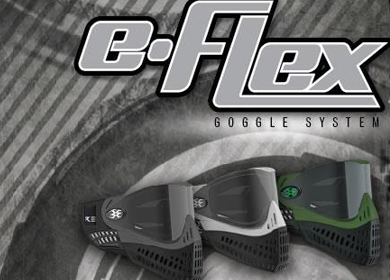 Empire Paintball E-Flex Goggle System