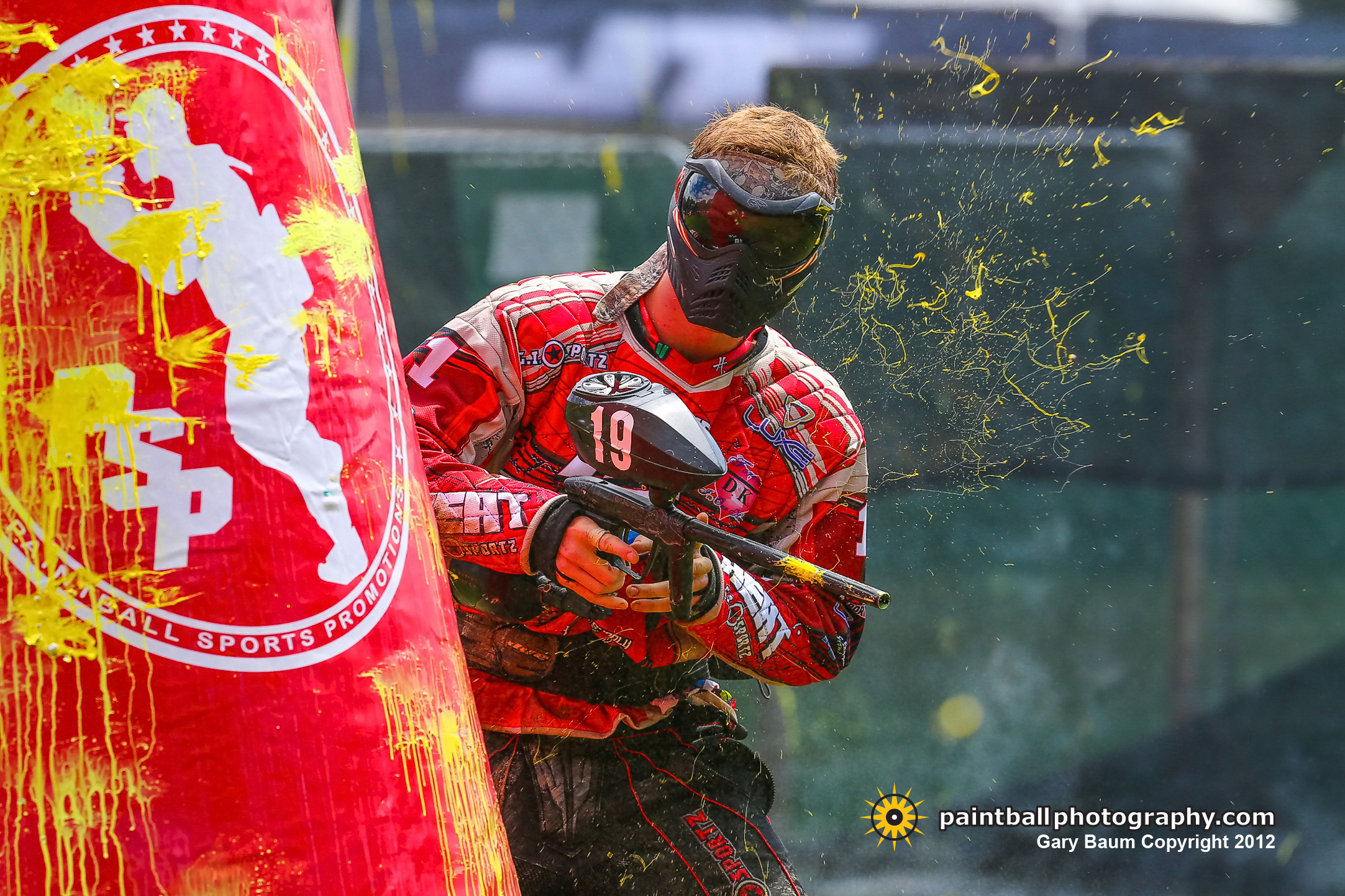 Gary Baum's Paintball Articles - Social Paintball
