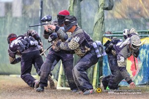 Edmonton Impact, Pro Paintball Team from Canada
