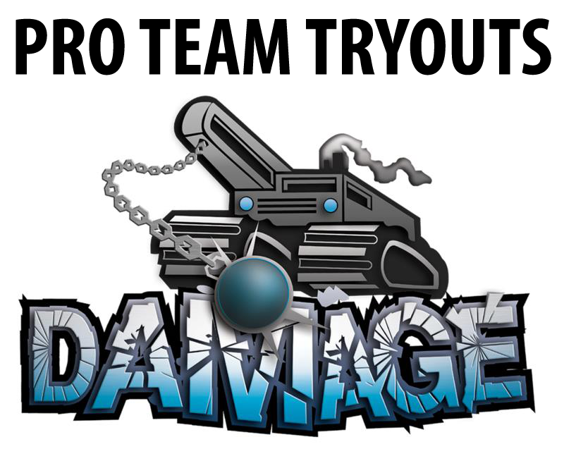 tampa bay damage pro paintball team tryouts