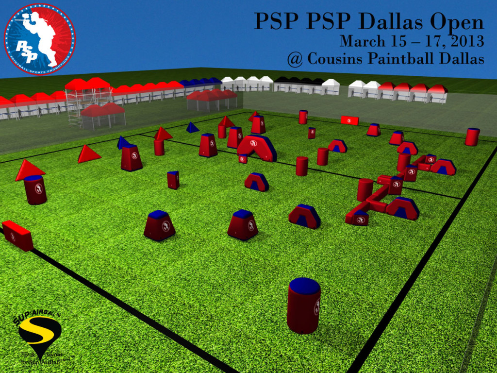 PSP Dallas Open Layout