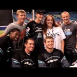 Video thumbnail for youtube video Tampa Bay Rays and Damage Fan Fest was a Success (Video)