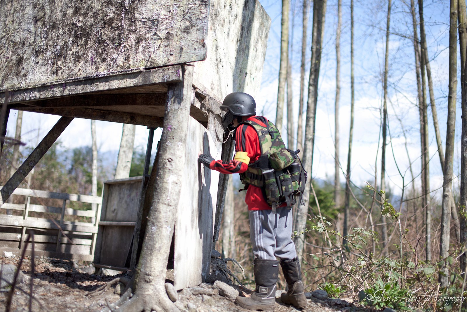 is paintball safe