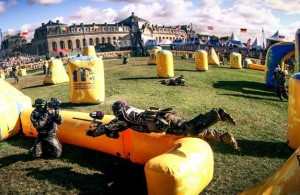 Millennium Series Paintball Europe