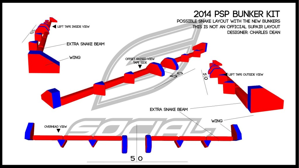 2014 psp bunker kit example design