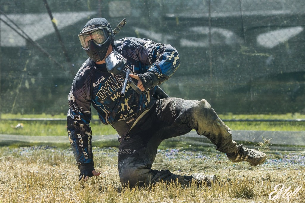 Dalton Vanderbyl Paintball