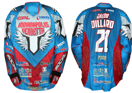 vendetta custom paintball jersey gallery